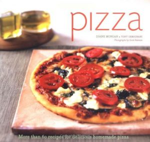 Tony's Cookbook:  Pizza