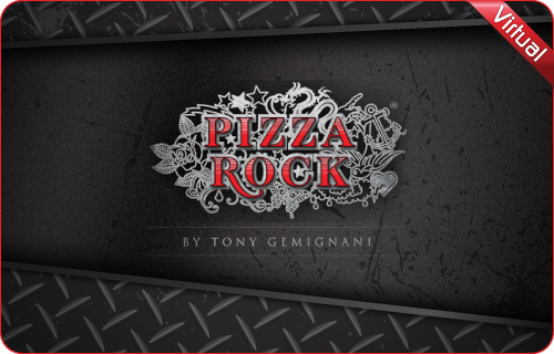 Pizza Rock Virtual Giftcard