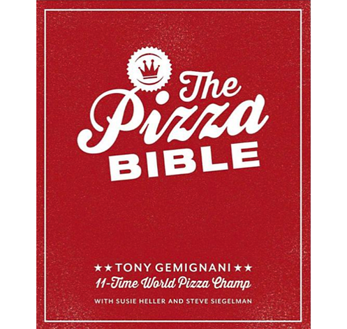 TONY'S COOK BOOK: THE PIZZA BIBLE